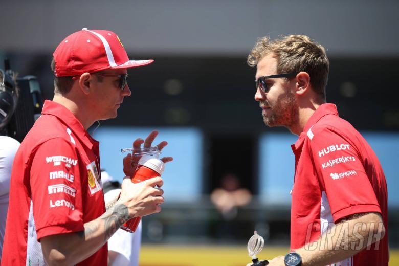 F1: Vettel backs Ferrari decision not to impose F1 team orders