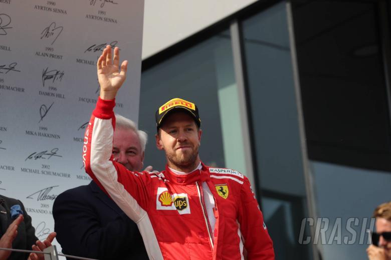 F1: Vettel focused on tyre-saving with 'damage limitation' mindset