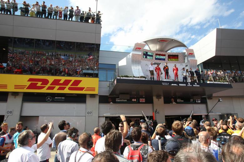 F1: F1 Driver Ratings - Austrian Grand Prix