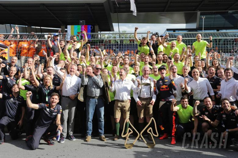F1: F1 Paddock Notebook - Austrian GP Sunday