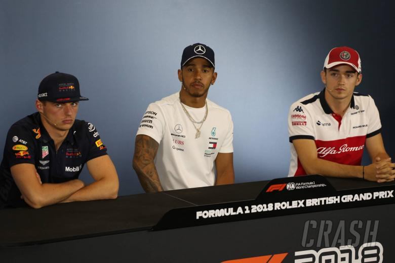 Hamilton: I need to raise my game for Verstappen, Leclerc