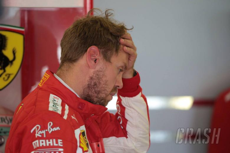 F1: Vettel 'not worried' about neck pain hurting British GP charge
