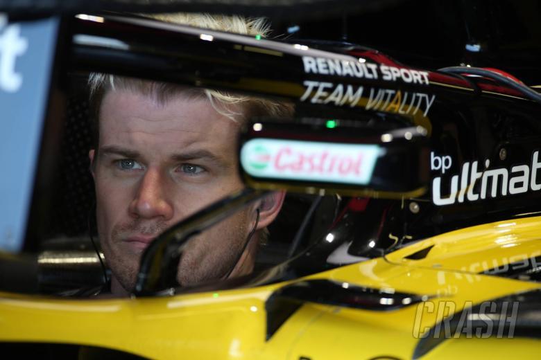 F1: Hulkenberg: Haas, not McLaren now Renault's biggest threat
