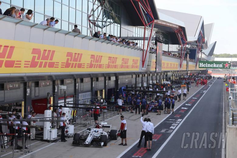 F1: F1 Paddock Notebook - British GP Friday