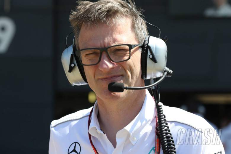 James Allison dan Perombakan Divisi Teknis Mercedes F1