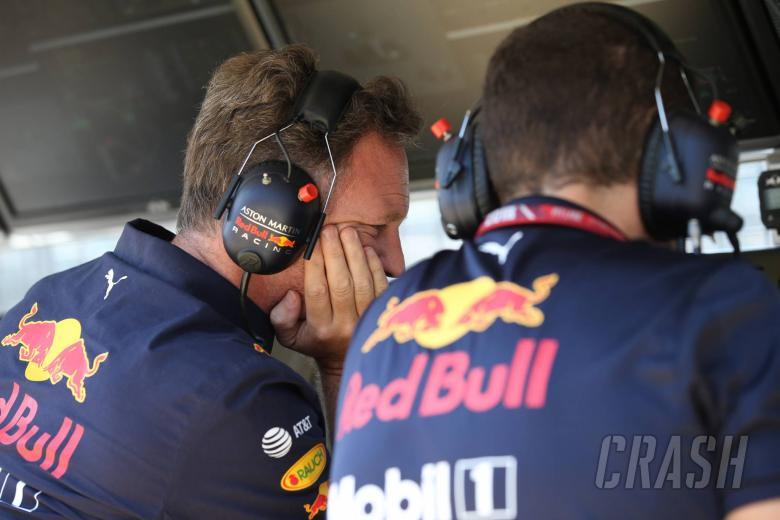 F1: Renault power 'can't hide behind statistics', says Horner