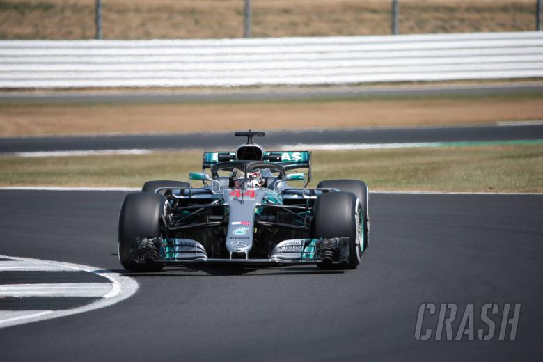 F1: British Grand Prix - Qualifying Results