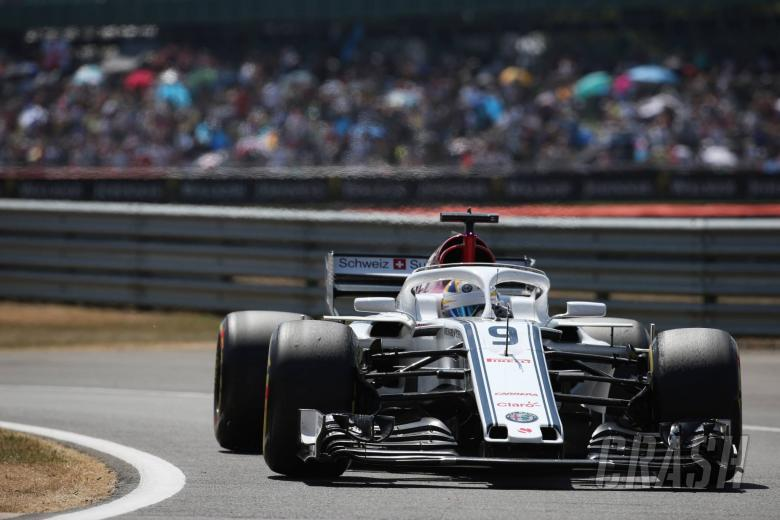 F1: Sauber in a completely different world compared to 2017 - Ericsson