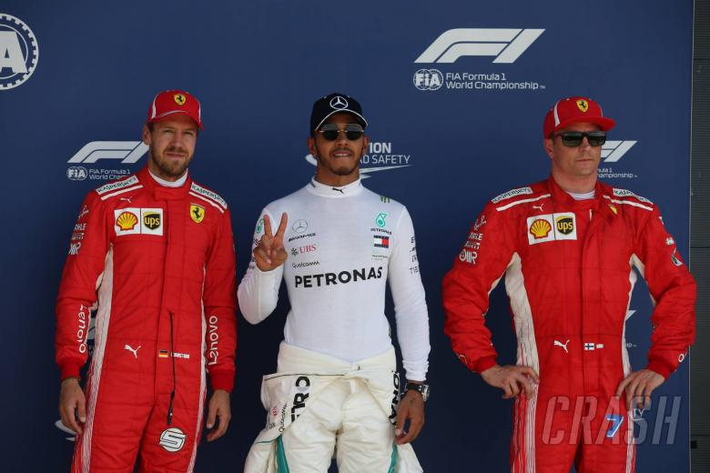 F1: Updated F1 World Championship points standings