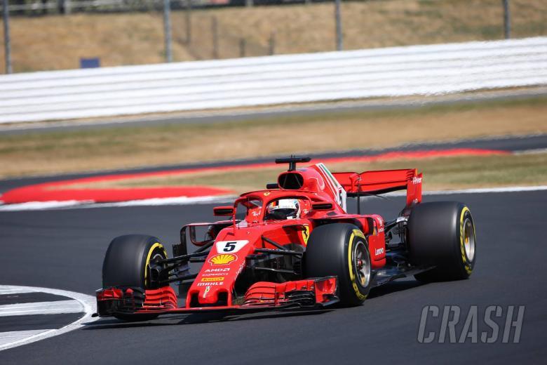 F1: British Grand Prix - Race Results