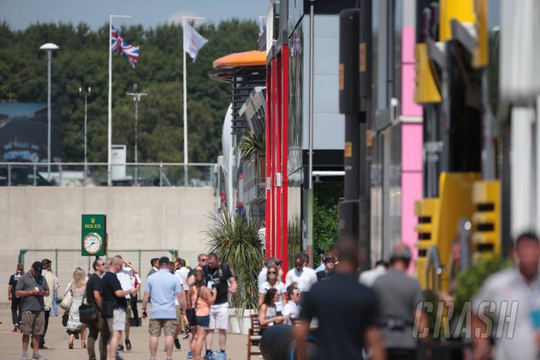 F1: F1 Paddock Notebook - British GP Saturday
