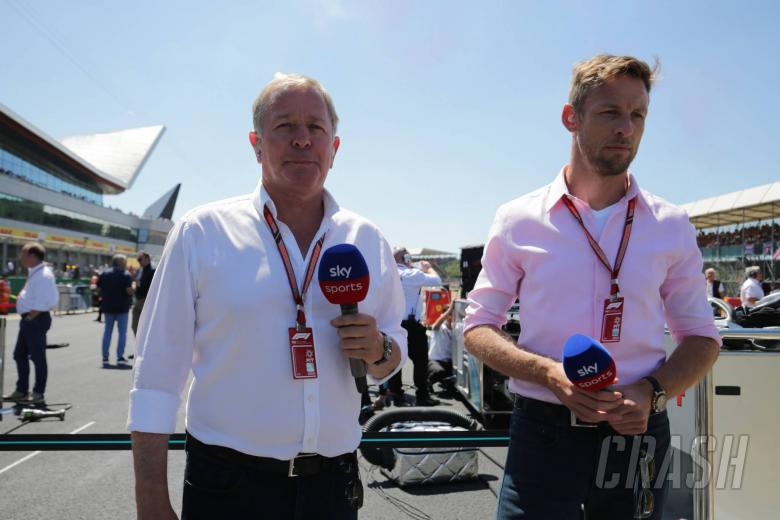 F1: Button joins Sky Sports F1 for 2019