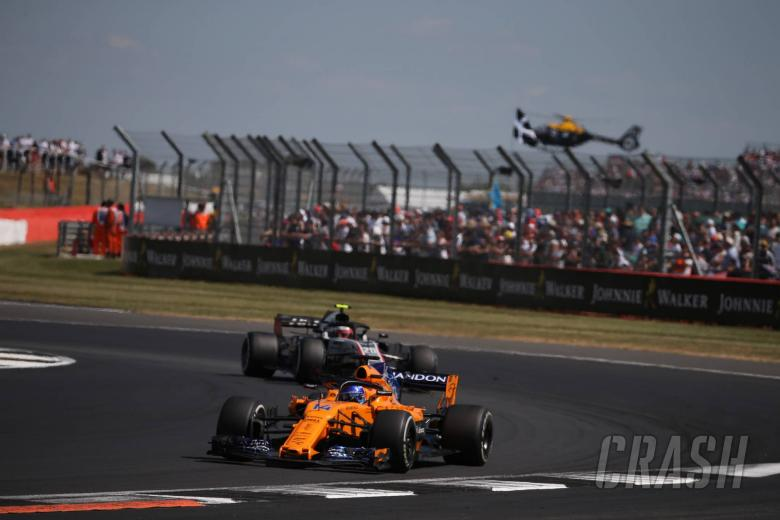F1: Alonso: Sixth possible without Magnussen clash