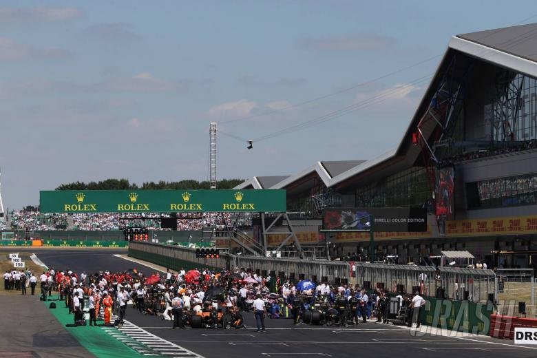 F1: Brawn: F1 cannot leave Silverstone behind