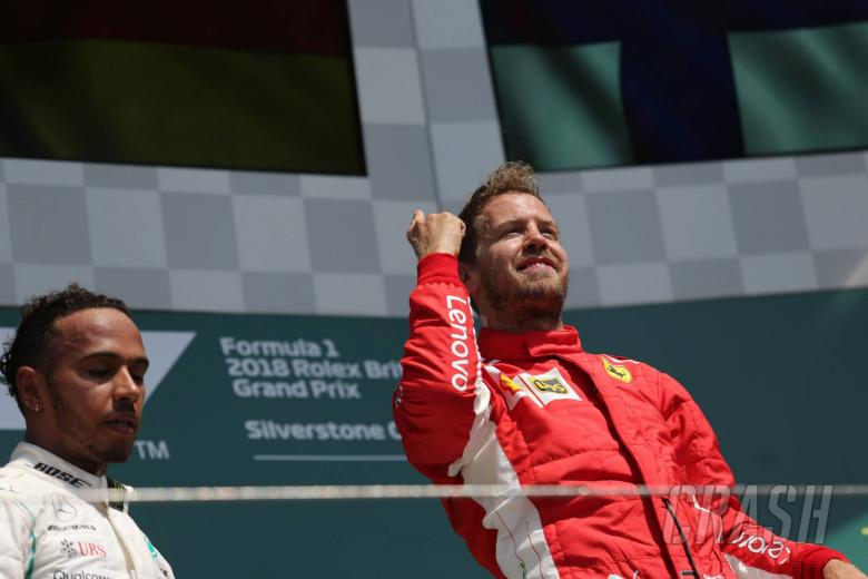 F1: Silverstone win 'significant' result for Vettel- Brawn