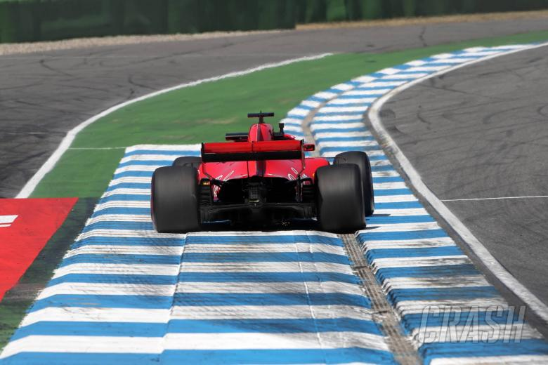 F1: F1 Paddock Notebook - German GP Friday