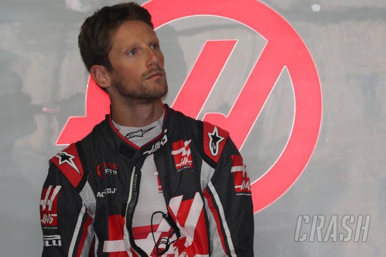 F1: Blue flag blunder leaves Grosjean three points off F1 race ban