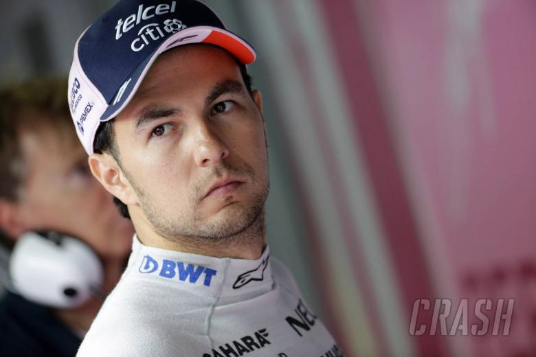 F1: Perez has 'a couple of options' for F1 2019