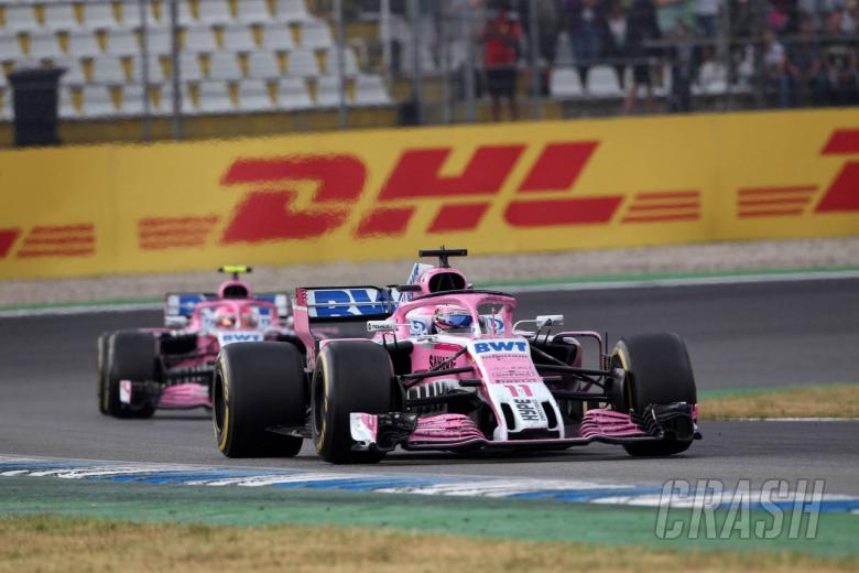 F1: Force India F1 enters administration