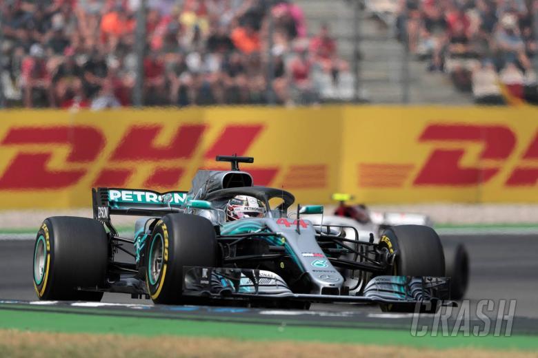 "F1: Hamilton felt F1 TV coverage ""missed"" quality of his German GP drive"