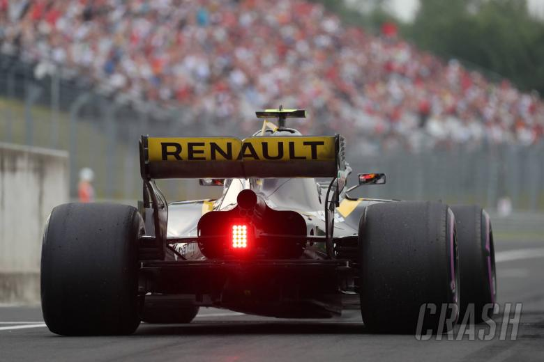 27.07.2018 - Free Practice 2, Carlos Sainz Jr (ESP) Renault Sport F1 Team RS18