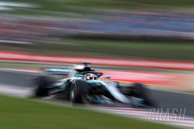 F1: Hamilton finds Mercedes fixes 'crazy'