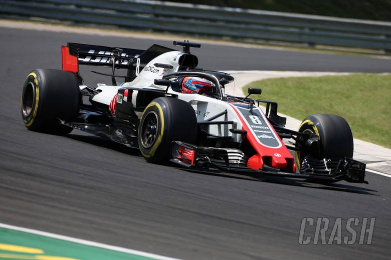 F1: 'A lot of people shopping' for Haas 2019 F1 seat