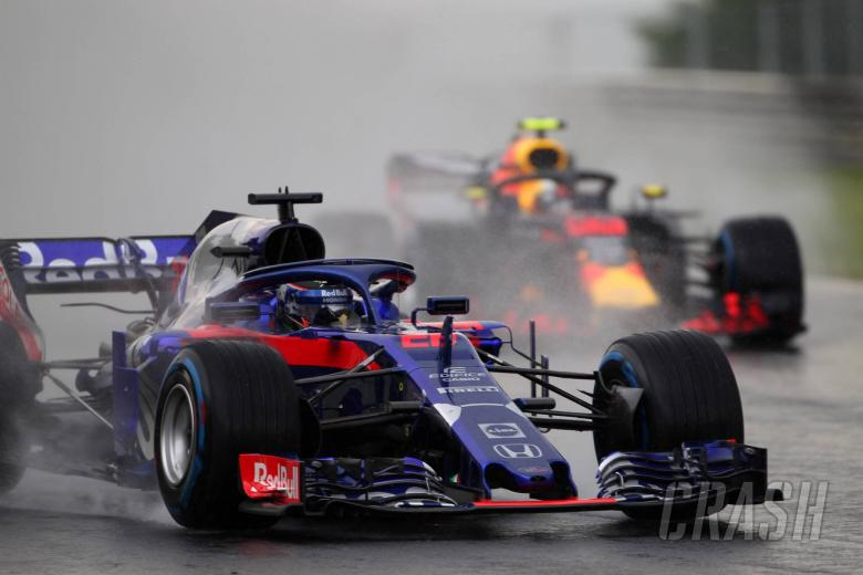 F1: Toro Rosso to benefit from closer 'synergy' with Red Bull