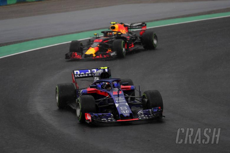 F1: Gasly steps up to Red Bull for next season