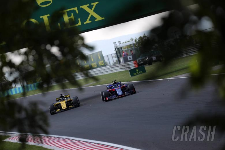 Hartley feels Toro Rosso strategy cost him points in Hungary