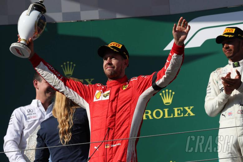 F1: Vettel doubts victory was possible in Hungary