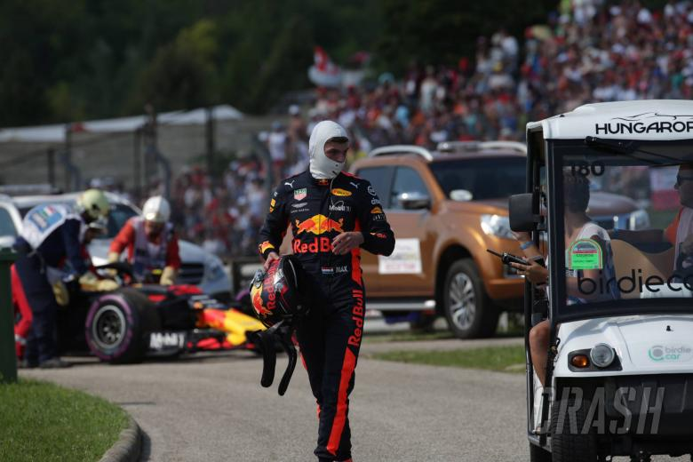 """F1: Renault F1 engine failures """"difficult to accept"""" - Verstappen"""