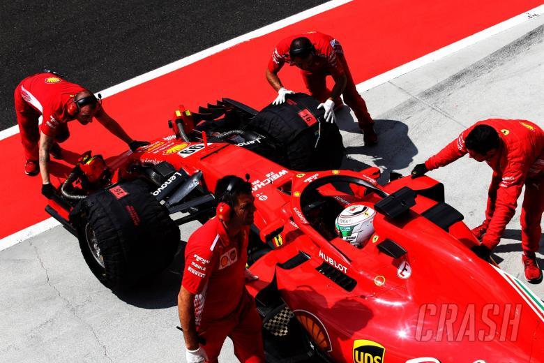 F1: Hungary F1 test times - Tuesday 1pm