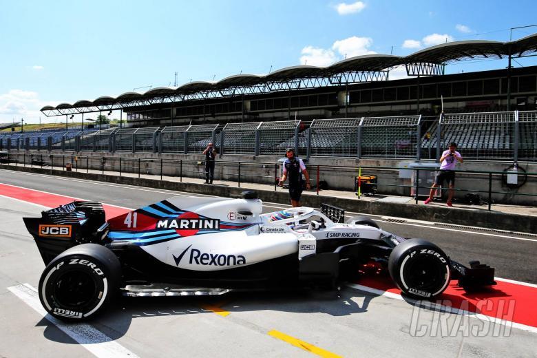 F1: Hungary F1 test times - Tuesday 4pm