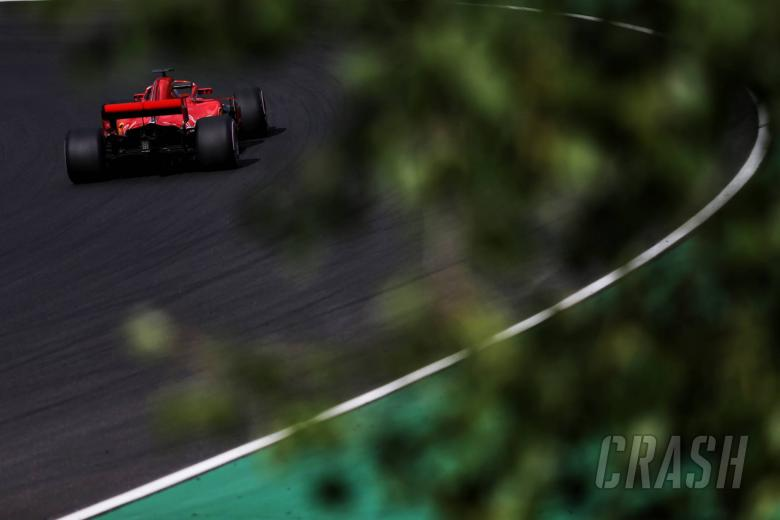 F1: Hungary F1 test times - Wednesday 1pm