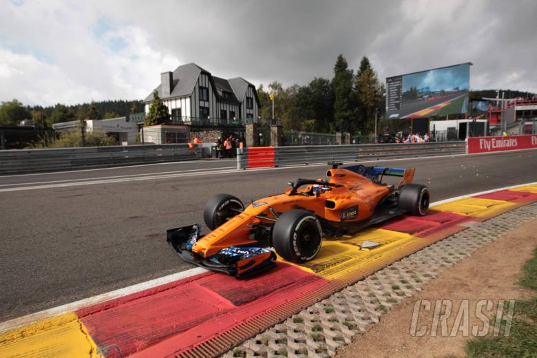 Norris: Good to compare with Alonso in Monza FP1