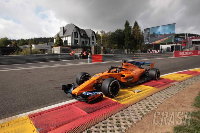 Norris: Senang dibandingkan dengan Alonso di Monza FP1