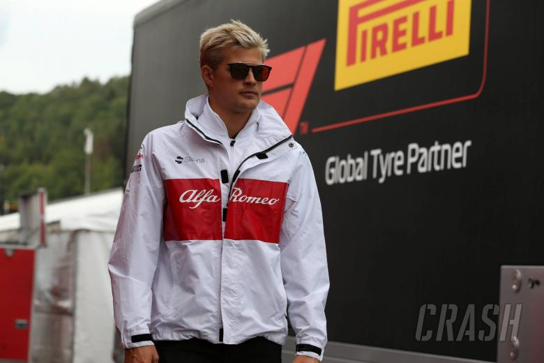 F1: Ericsson exploring other racing options for 2019 season