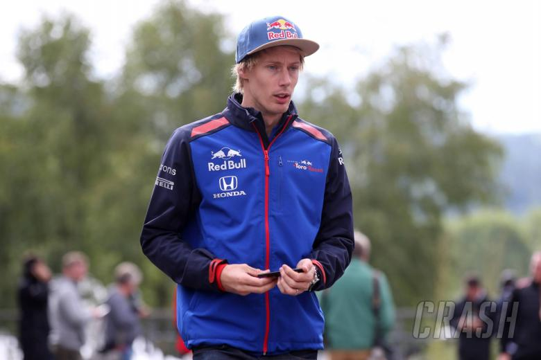 F1: Hartley 'still trying to figure out' 2019 racing plans