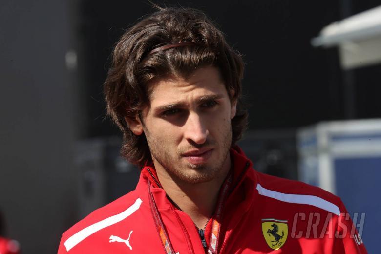F1: Giovinazzi to get latest Sauber FP1 run in Russia