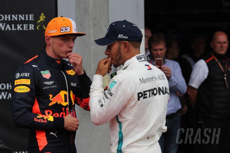 F1: Red Bull wouldn't swap Verstappen for Hamilton - Horner