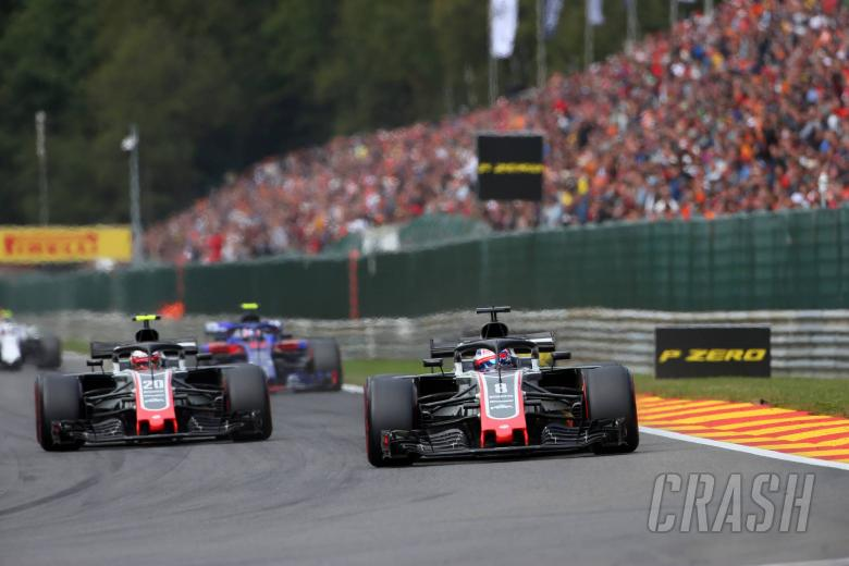 'Flawless' Haas closes on Renault after Spa haul