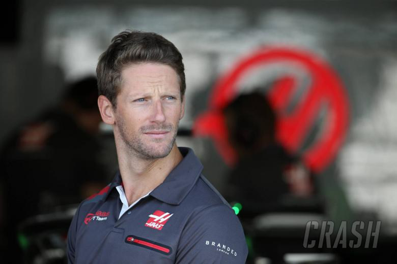 F1: Grosjean nearly gave up motorsport to become a chef