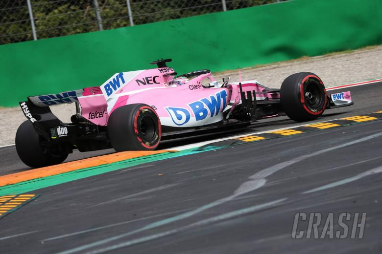 F1: Uralkali proposal wouldn't have saved Force India - administrator