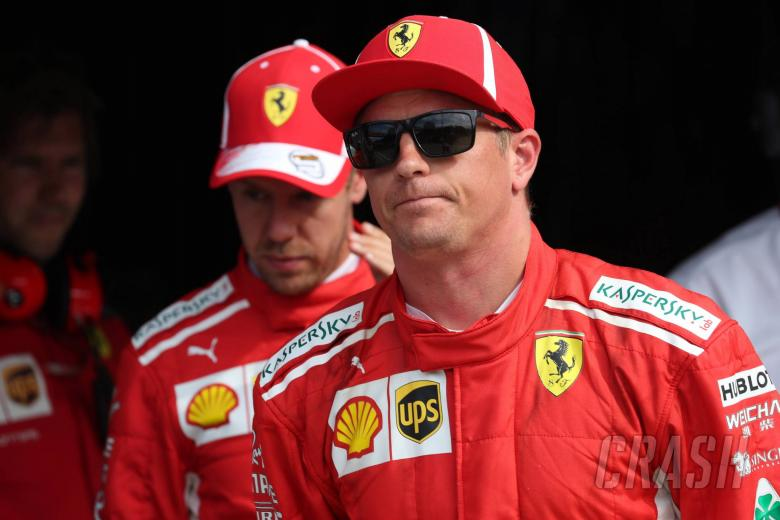 F1: Kimi on first pole of 2018: 'Only half the job is done'