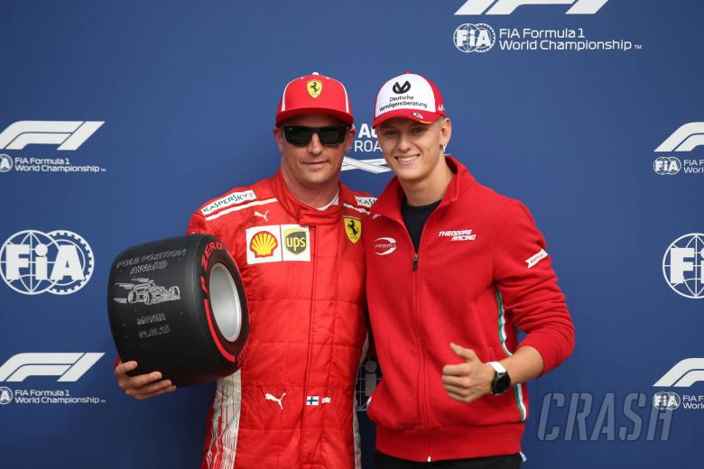 F1: Ferrari door is 'always open' to Mick Schumacher