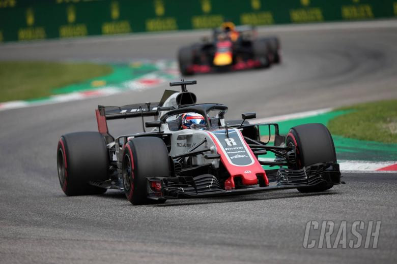 F1: Grosjean disqualified from Italian GP after Renault protest