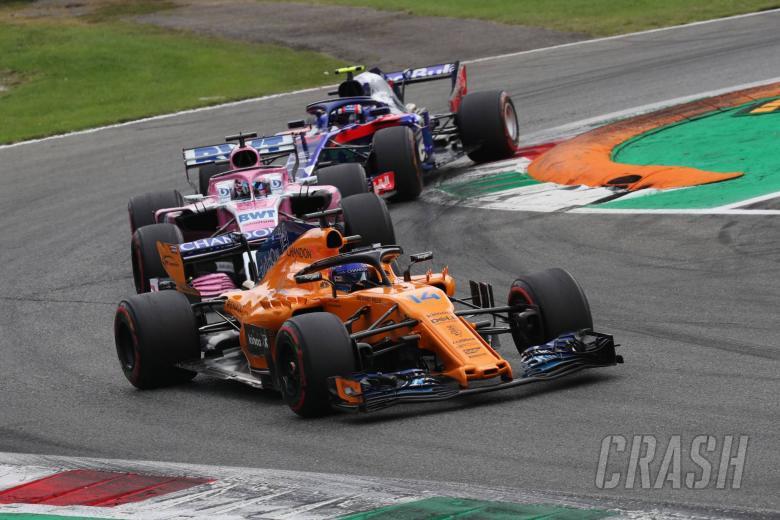 F1: Alonso: McLaren reliability 'a step backwards'