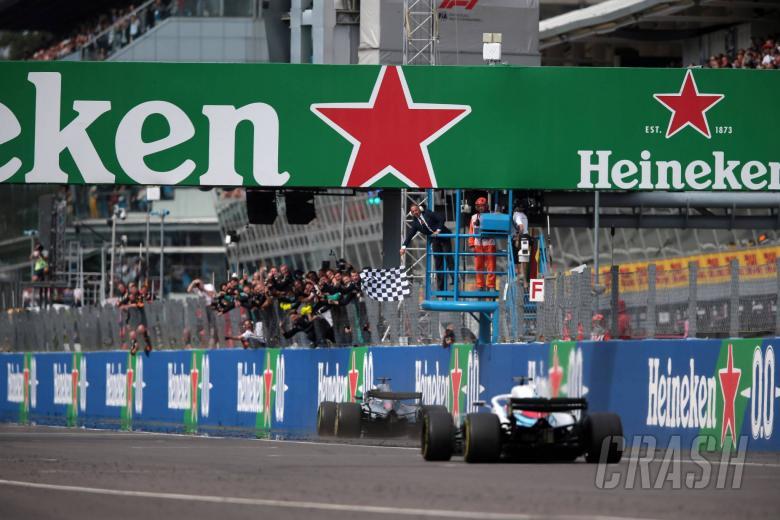 F1: F1 Paddock Notebook - Italian GP Sunday