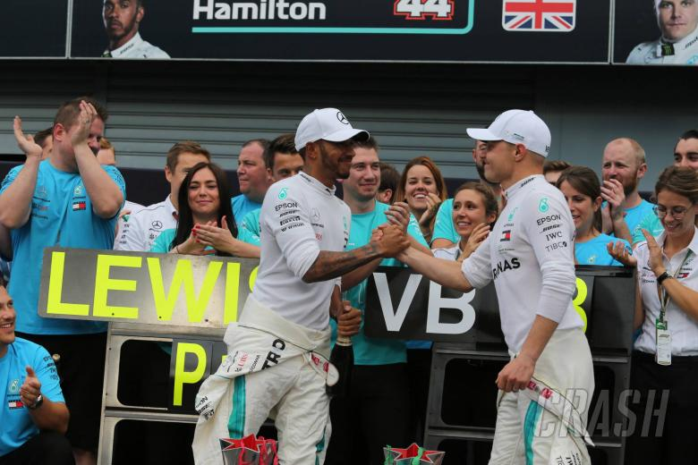 F1: My race wasn't sacrificed for Hamilton - Bottas